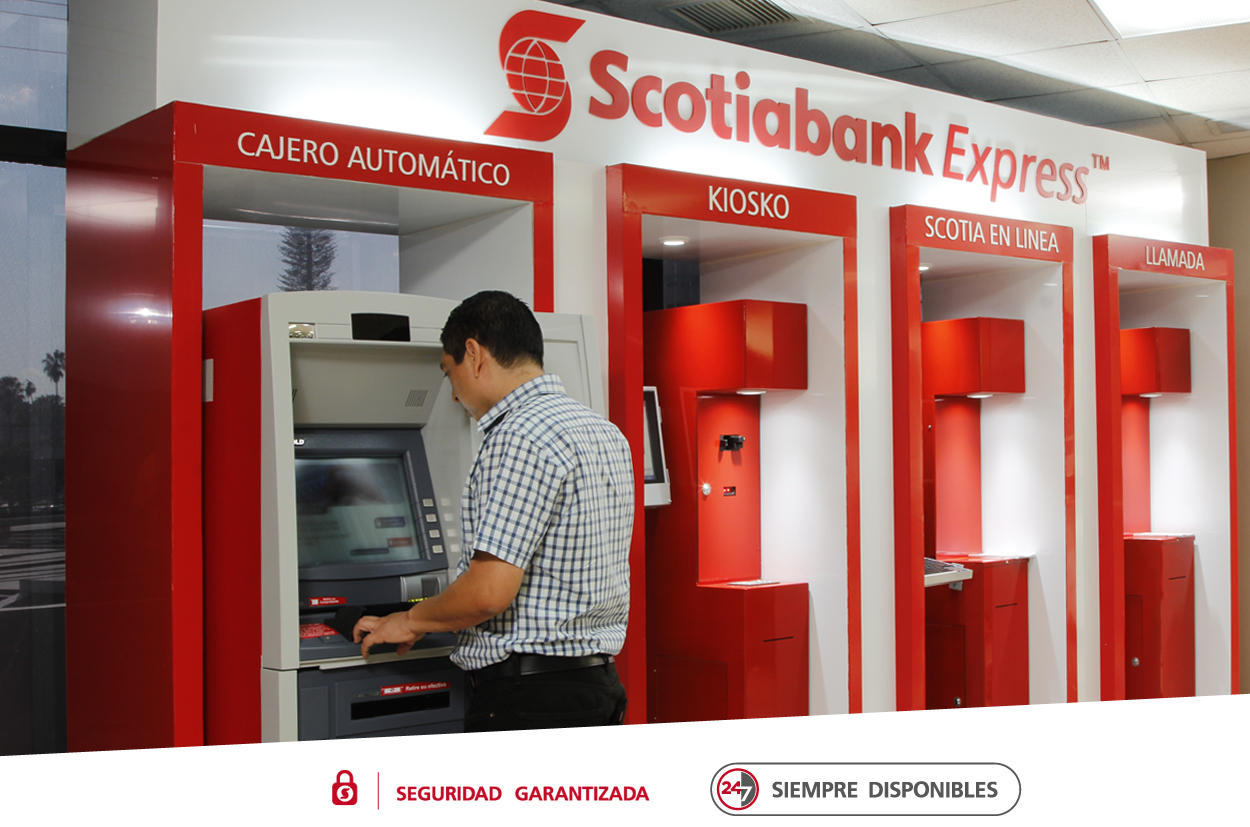 Scotiabank Express