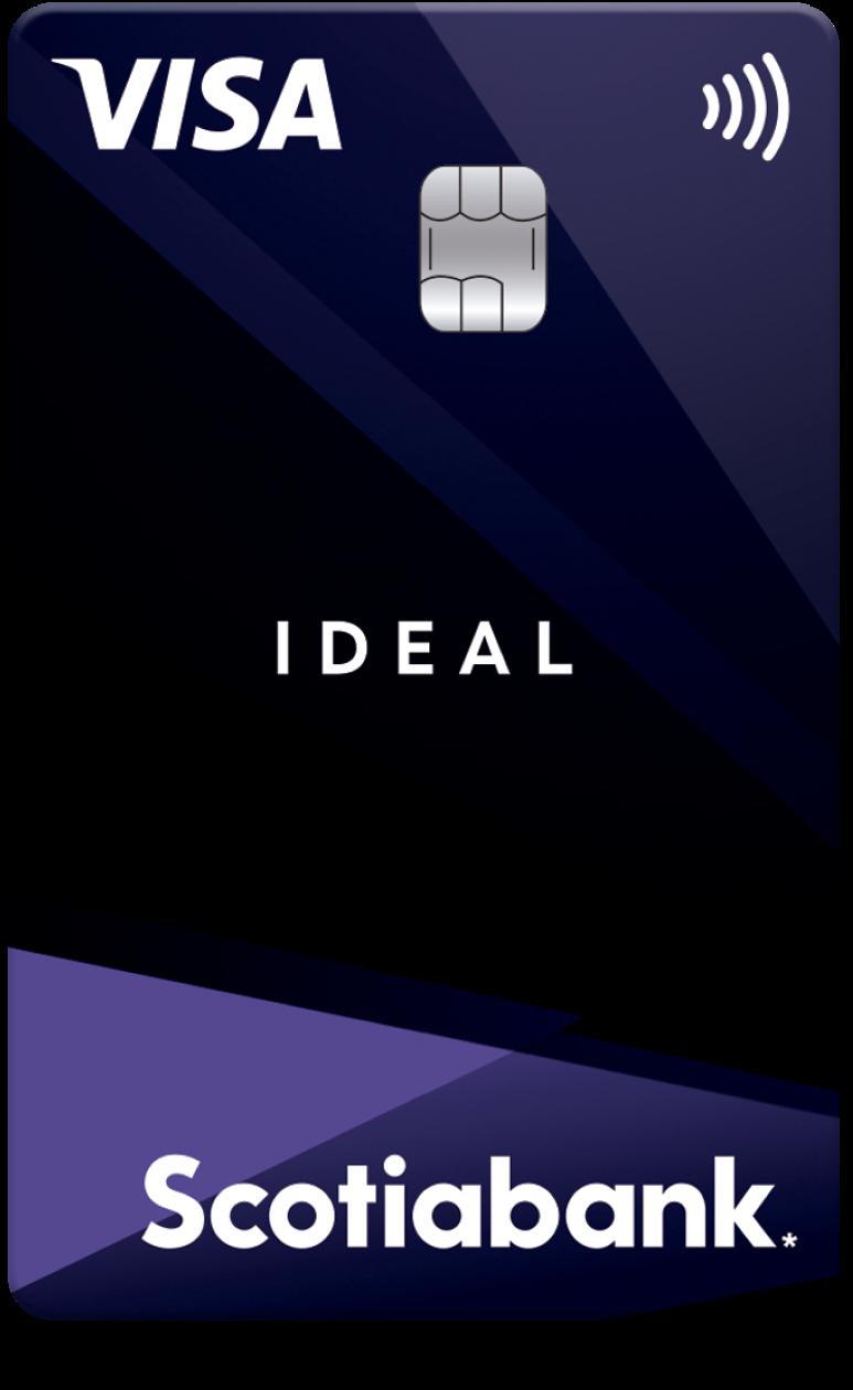 Tarjeta de Crédito IDEAL