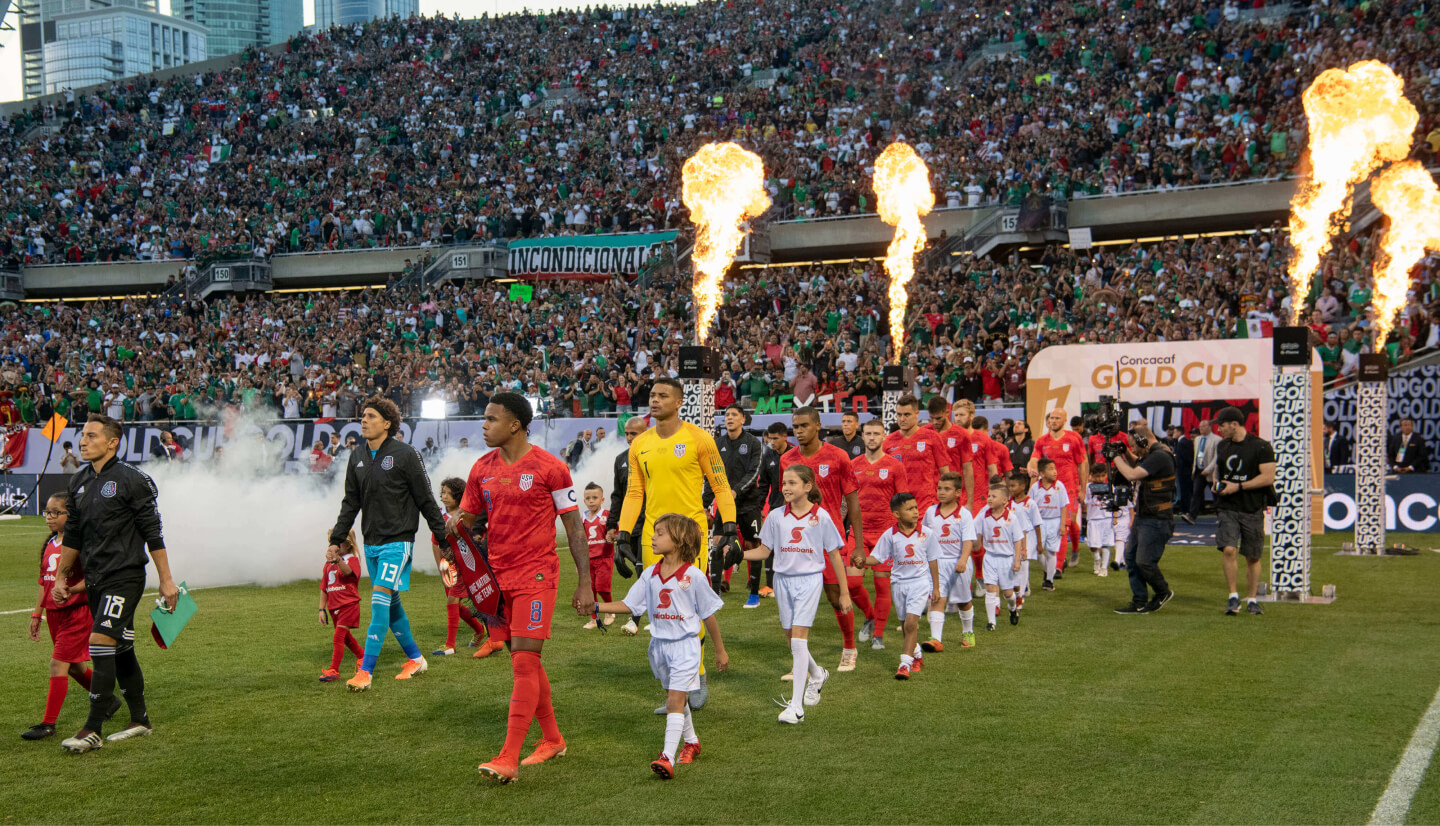 gold cup scotiabank
