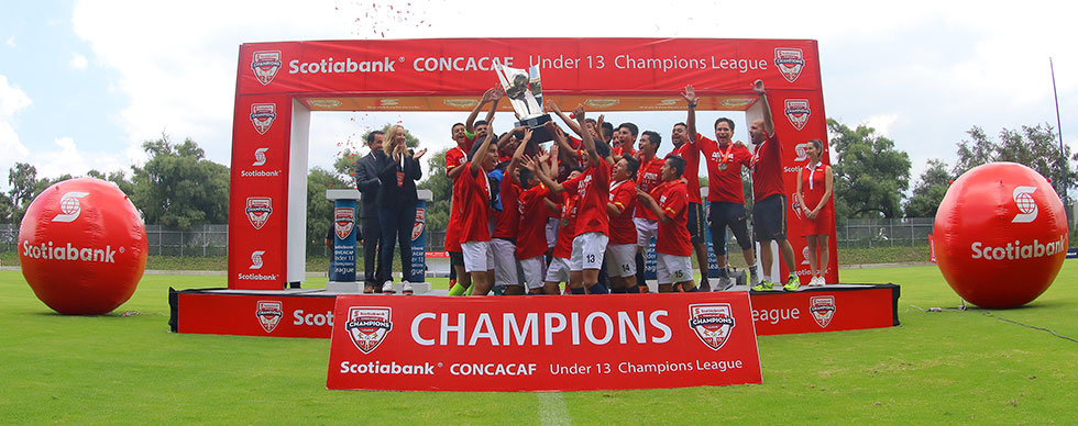 CONCACAF Champions League U-13