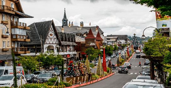 Lugares turísticos,Gramado