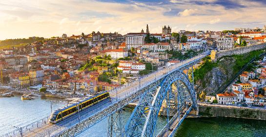 Lugares turísticos,Oporto