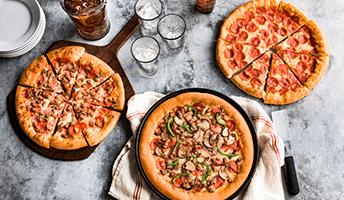 Descuentos Pizza hut