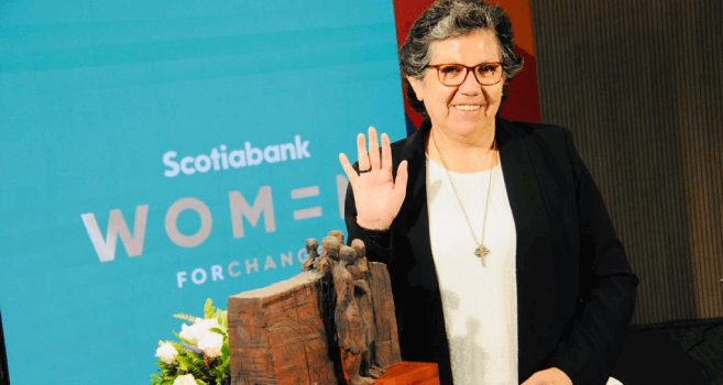 Premio Trayectoria Mujer 2020