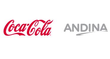 Logo Coca Cola Andina