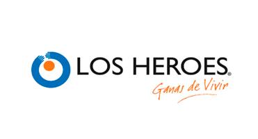 Logo Caja Los Héroes