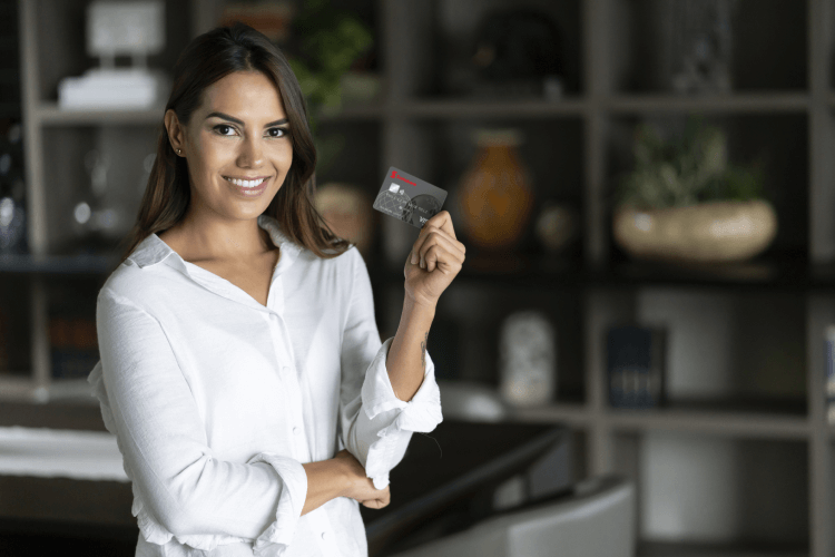 tarjeta business