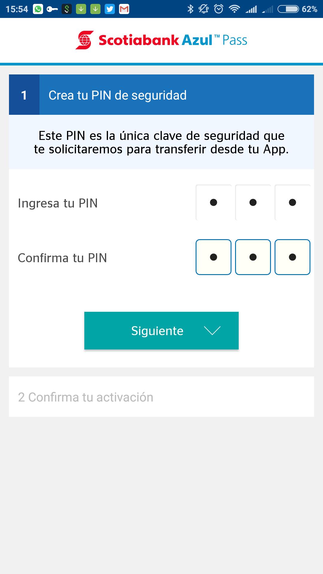 Scotiabank Azul Mobile | Scotiabank Azul