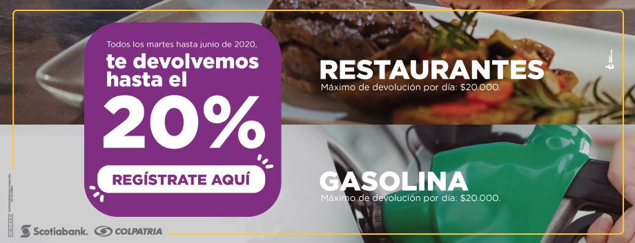 cash restaurantes