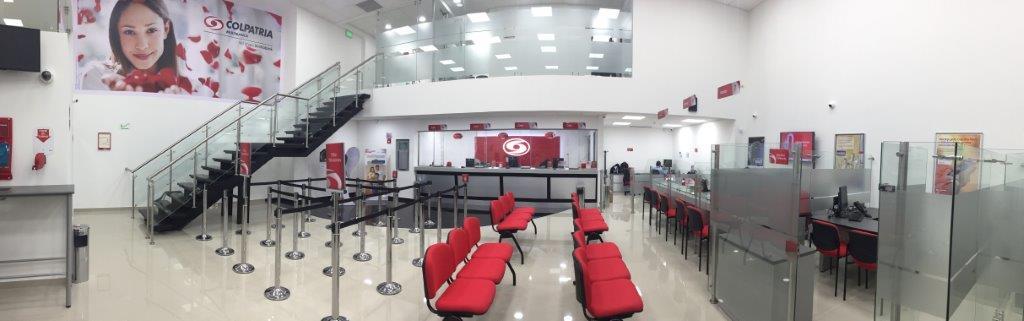 Imagen oficina Banco Colpatria