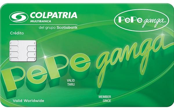 Pepe Ganga Tarjeta Crédito Tarjeta De TF1lKJc3