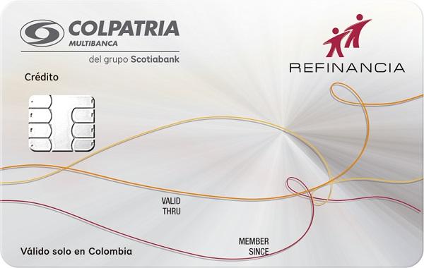 tarjeta refinancia