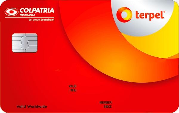 tarjeta de crédito terpel