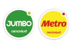 corresponsal bancario Jumbo y Metro