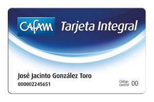 Cargue Tarjeta Integral $35.000