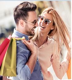 imagen Personas de compras