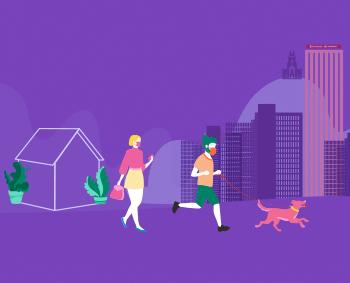 ilustracion sobre las medidas de apoyo y alivios Scotiabank Colpatria