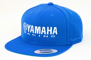Gorra racing azul