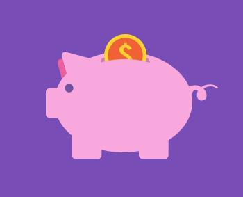 alcancia para las finanzas personales