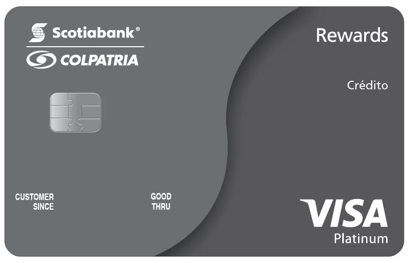 visa platinum rewards