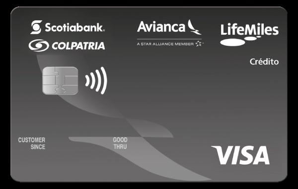 tarjeta de credito infinite lifemiles
