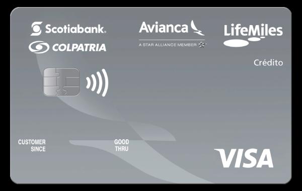 tarjeta de credito visa lifemiles