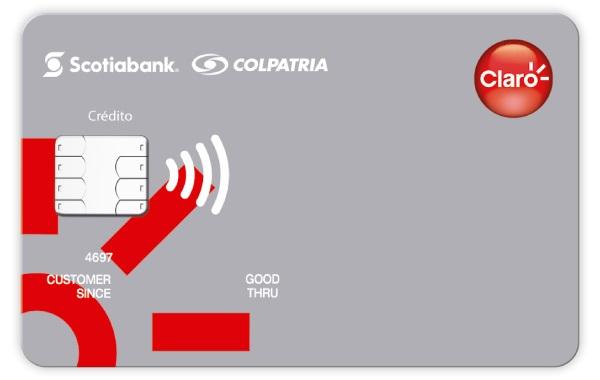 tarjeta de credito claro moviles