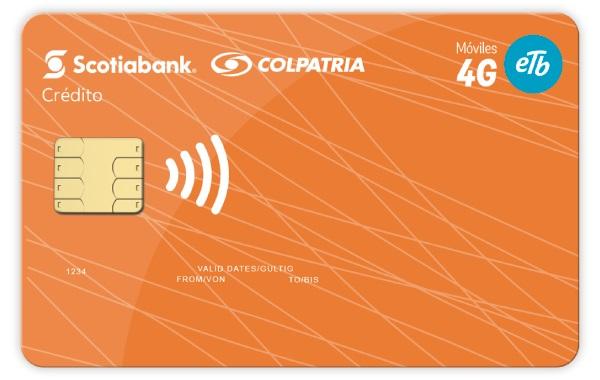 tarjeta de crédito ETB