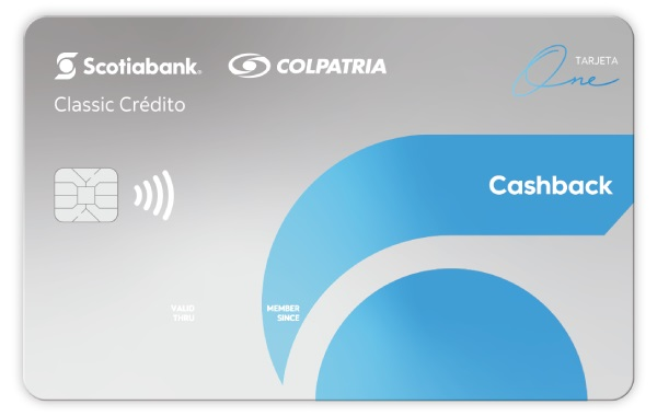 tarjeta de credito cashback