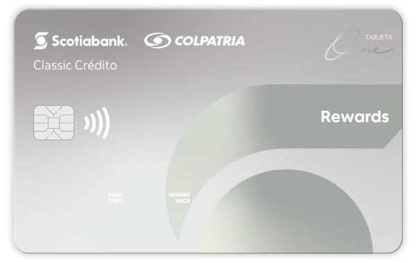 tarjeta de credito One Rewards Classic
