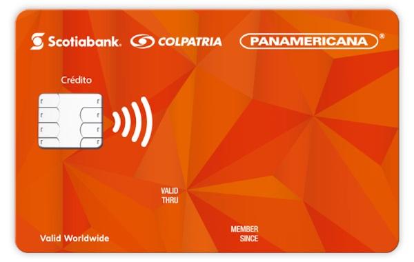 tarjeta de crédito panamericana