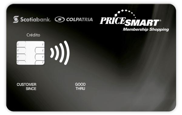 tarjeta de credito pricesmart