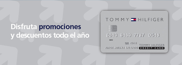 tommy hilfiger credit card