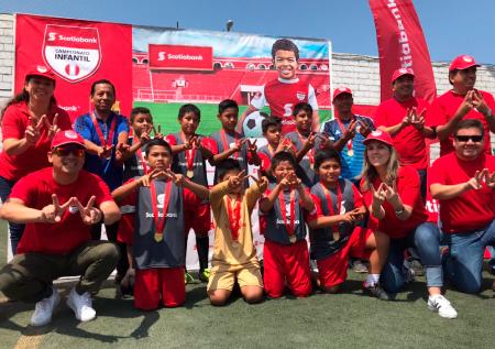 32 equipos de Trujillo se enfrentarán en la segunda fecha de la III edición  del Campeonato Nacional de Fútbol Infantil de Scotiabank. 18b5eac6fea50