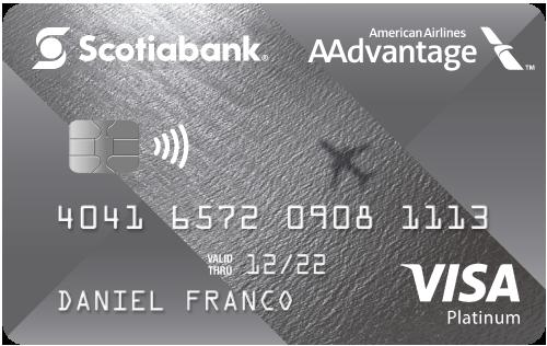 AAdvantage® Visa Platinum